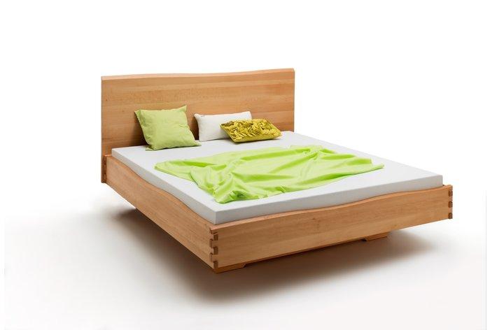 Massief houten bed Almere (hout: beukenhout)