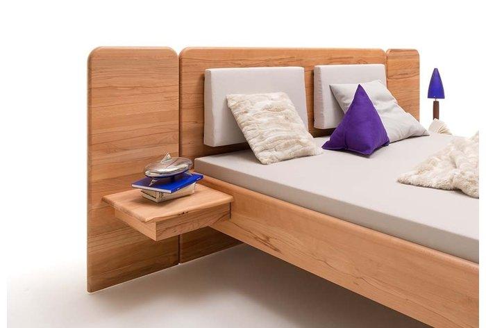 Natuurlijk effect van het kernbeuken - ieder bed is uniek!