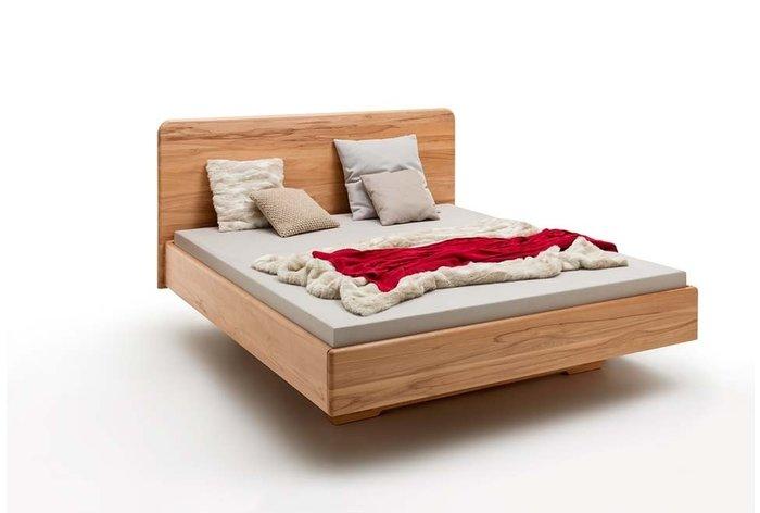 Massief houten bed Oss (hout: kernbeuken)