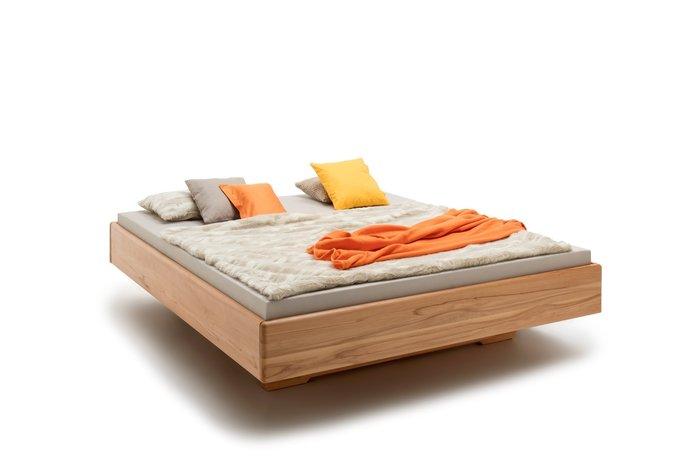 Massief houten bed Venlo (hout: kernbeuken)