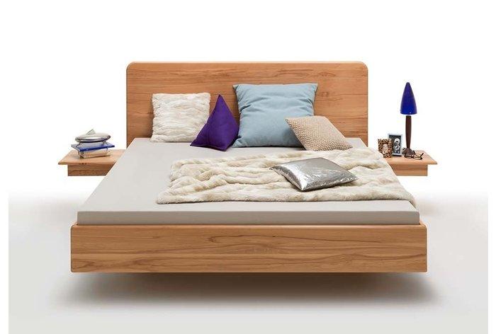 Zwevende constructie is prachtig en ideaal voor kleinere slaapkamers