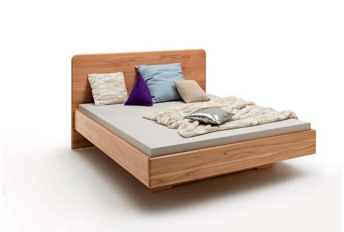 Massief houten bed Zeist (hout: kernbeuken)