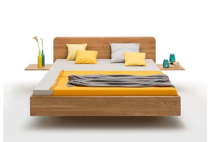 Aanhang nachtkastjes (massief wildeiken) tegen meerprijs verkrijgbaar