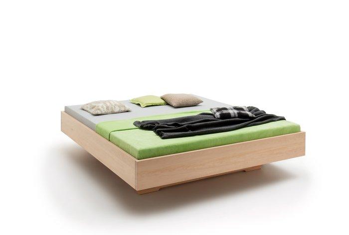 Massief houten bed Pocol (hout: zirben / alpenden / zirbe)