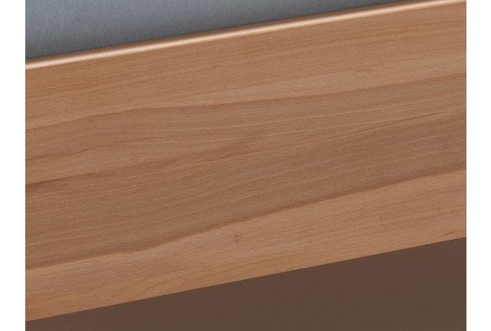 Kernbeuken massief hout in de breedte uit één deel (niet parket verlijmd)