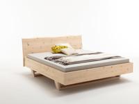 Laren   zwevend bed