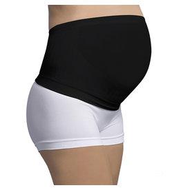Cariwell Carriwell - Ceinture de grossesse sans coutures - Support de grossesse noir