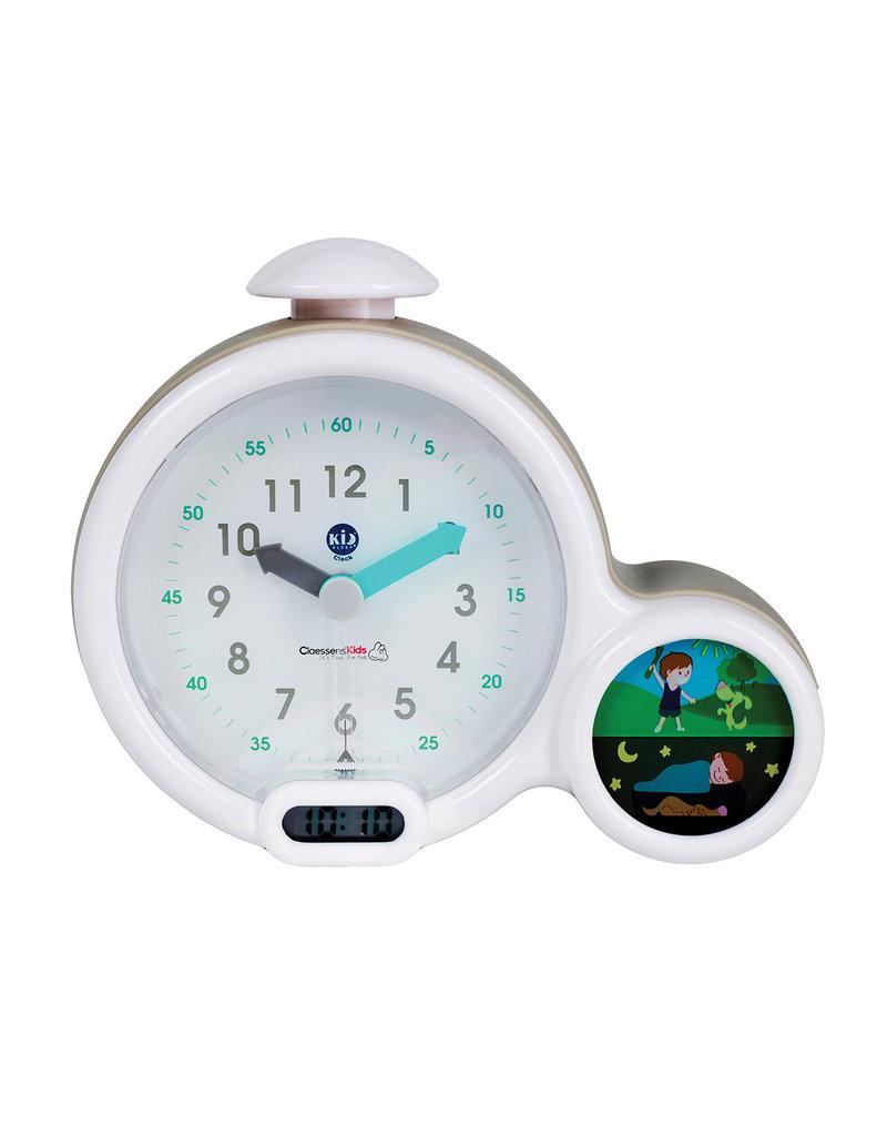 Claessens'Kids Kid'Sleep horloge - Blanc/Gris
