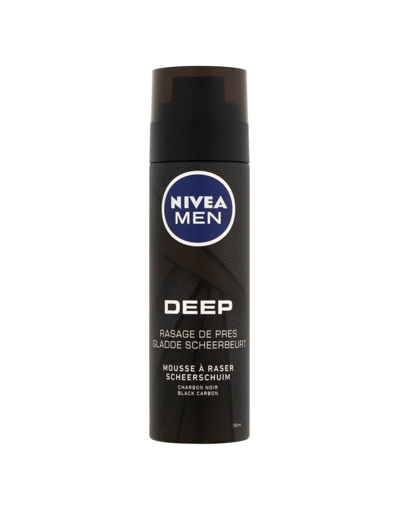 Nivea NIVEA Men Deep For Men Scheerschuim 200ml