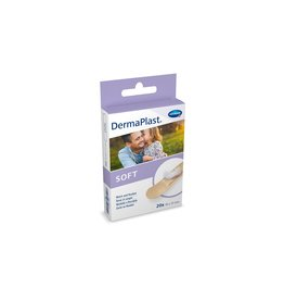 DERMAPLAST DP SOFT Silicon Strips 2M