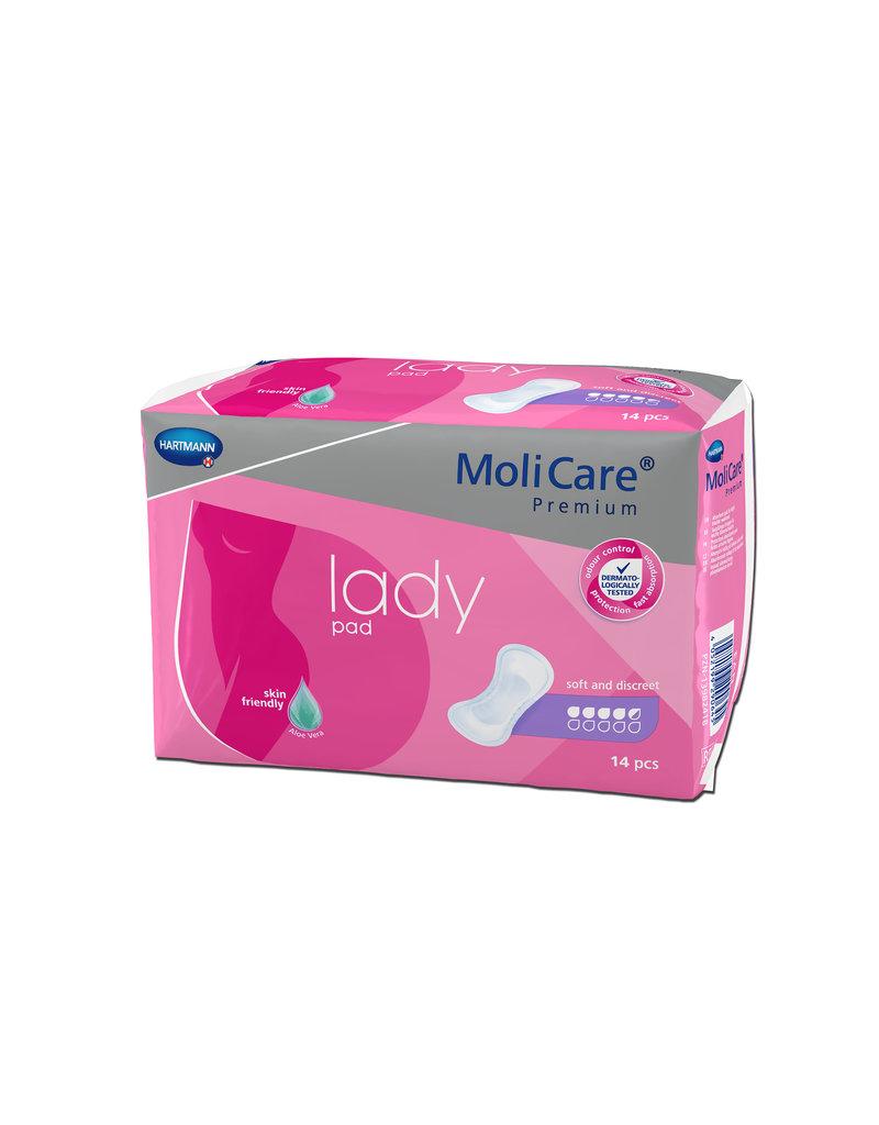 MOLICARE MoliCare Pr lady pad 4,5drops