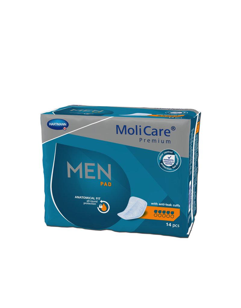MOLICARE MoliCare Pr MEN pad 5 drops