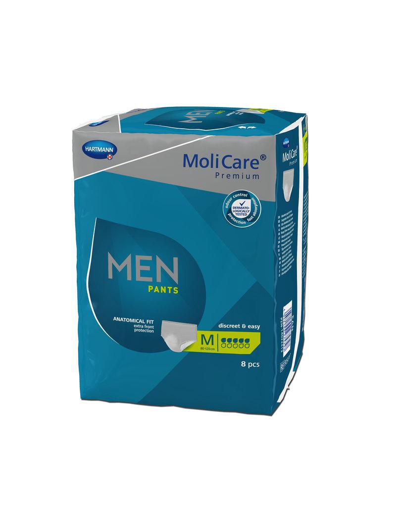 MOLICARE MoliCare Pr MEN pants 5 drops Large