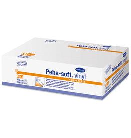 PEHA-SOFT Peha-soft® vinyl Gant d'examen en vinyle synthétique transparent - Non-poudré - Taille: Small