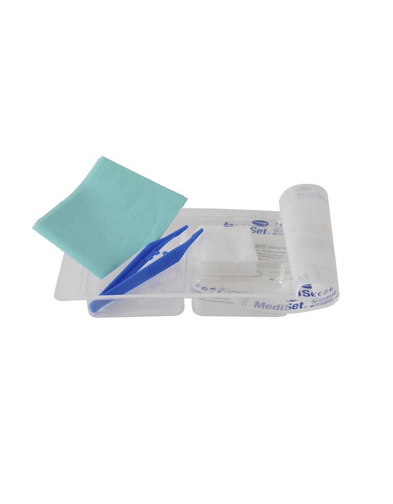 Mediset Sets de pansement stériles à usage unique. MediSet® petits soins H/B