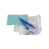 Mediset Steriele wondverzorgingssets voor eenmalig gebruik. MediSet® kl.verzorg.E/B compact