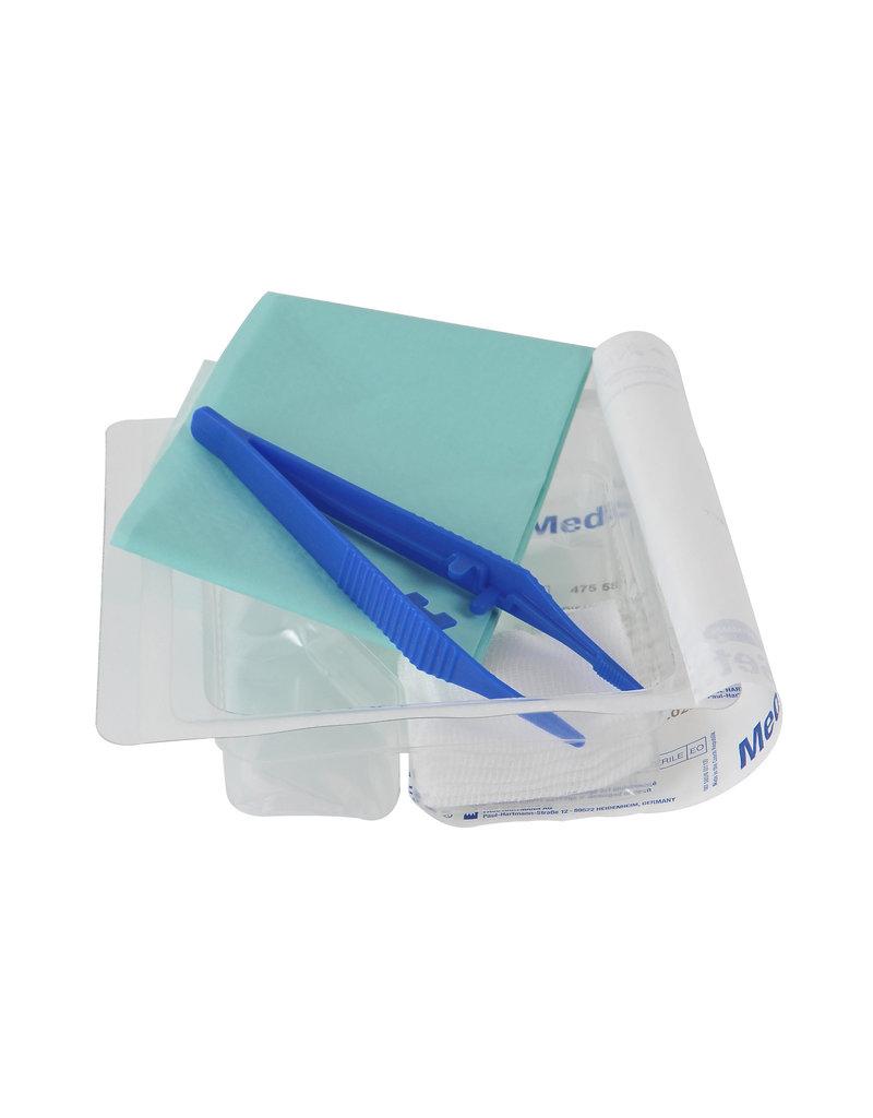 Mediset Sets de pansement stériles à usage unique. MediSet® petits soins H/B compact