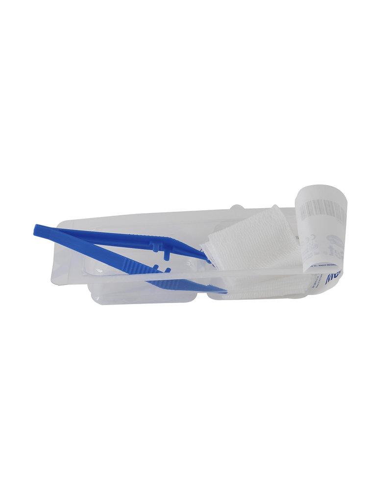 Mediset Steriele wondverzorgingssets voor eenmalig gebruik. MediSet®  Verbandset # 214