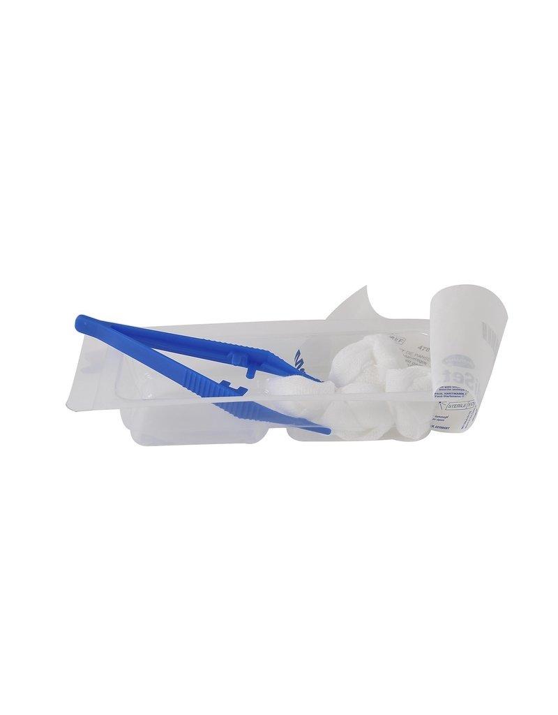 Mediset Steriele wondverzorgingssets voor eenmalig gebruik. MediSet® Verbandset # 215