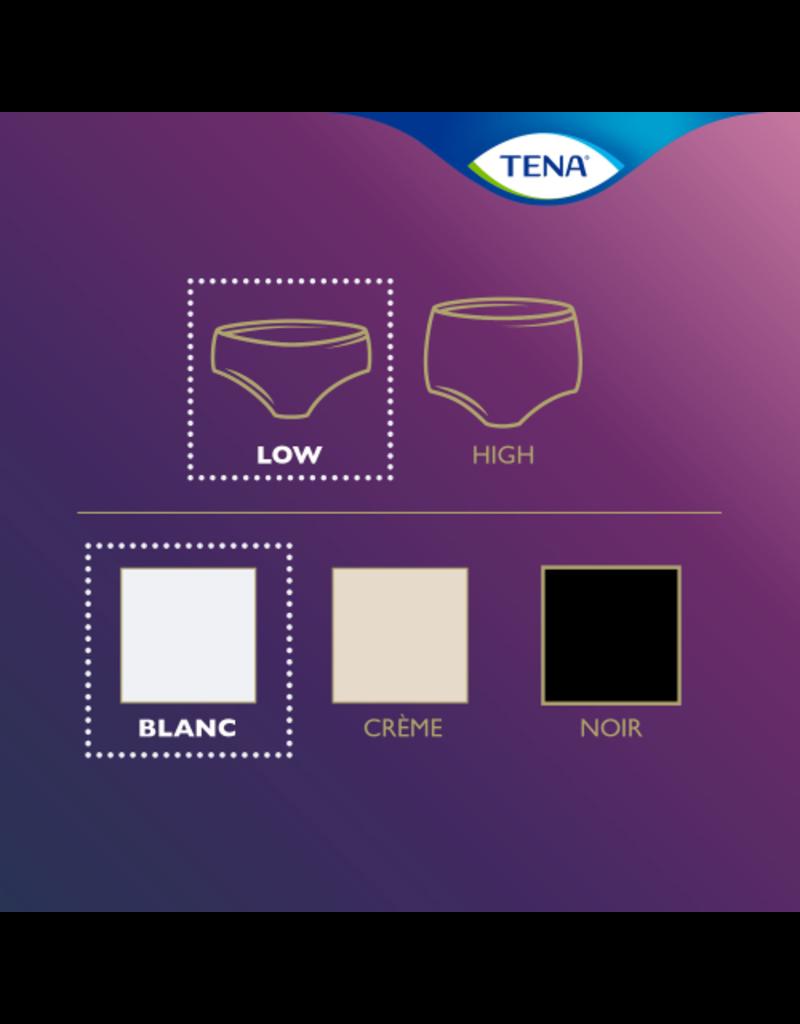 Tena TENA Silhouette Normal Blanc - lage taille