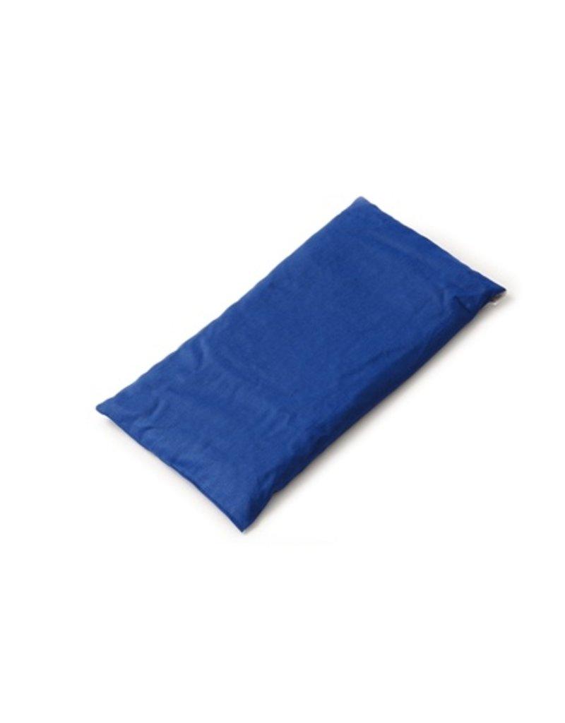 Sissel SISSEL® CHERRY – 20 x 40 cm - blauw Kersenpitkussen