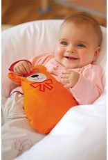 Sissel SISSEL® BALU - oranje Warmtekussen voor kinderen