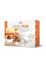 Sissel SISSEL® CLASSIC PLUS 2-delig orthopedisch hoofdkussen + fluwelen overtrek