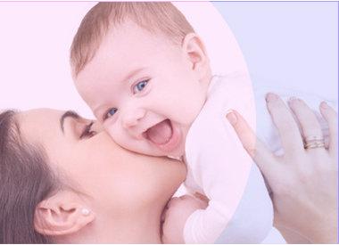 Mamans et enfant