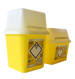 Sharpsafe Sharpsafe Naaldcontainers