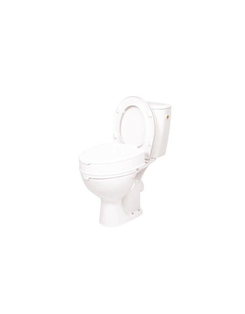 Vitility Toiletverhoger - met deksel