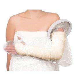 Vitility Protecteur de douche - étanche bras  Vitility
