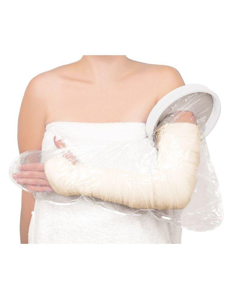 Vitility Protecteur de douche - étanche bras