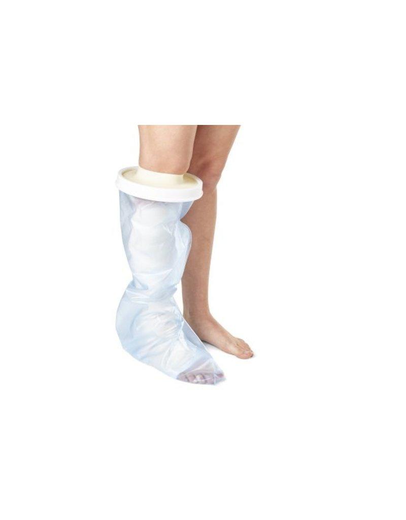 Vitility Protecteur de douche étanche - demi-jambe