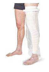Vitility Protecteur de douche étanche - jambe