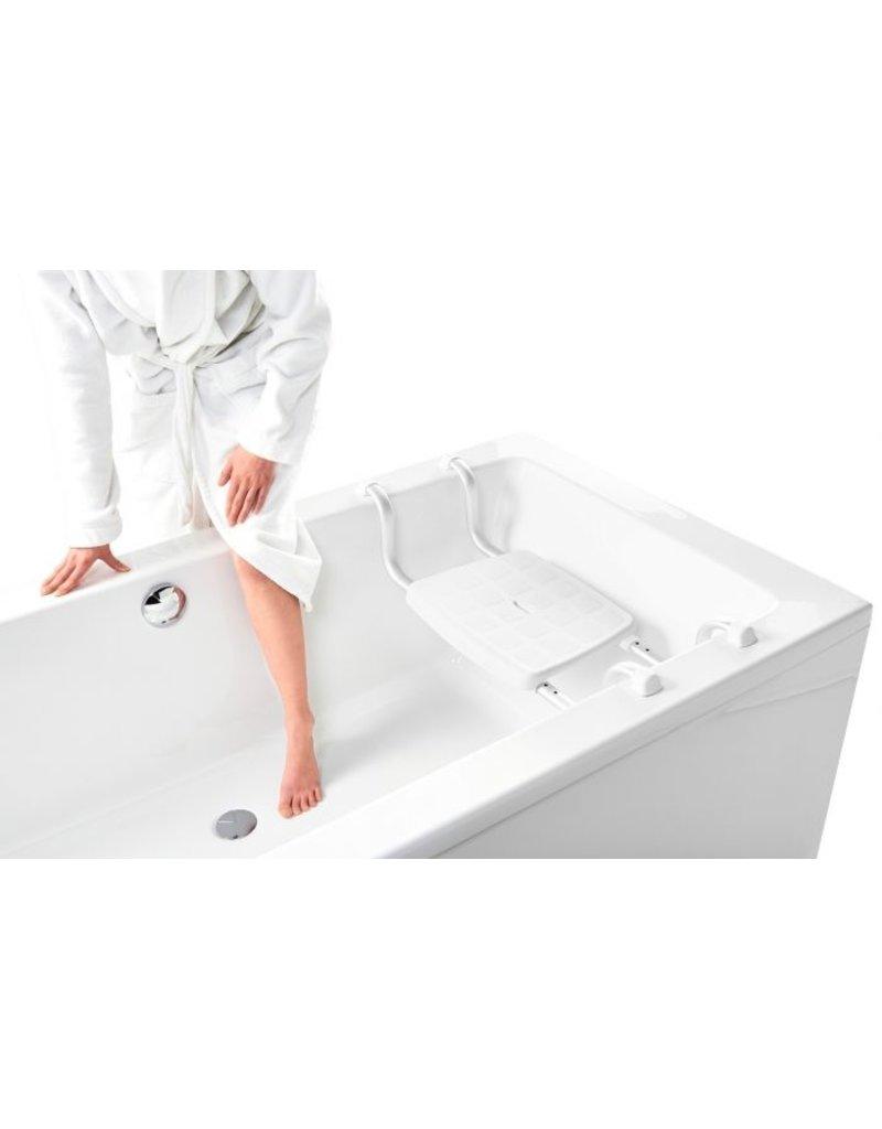 Vitility Siège baignoire - ajustable