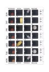 Vitility Pilulier - semaine