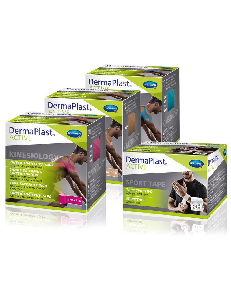 DERMAPLAST DP ACTIVE Kinesio Tape huid