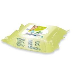 BEL Bel® premium vochtige  ontschmink.doekjes   25 p/s