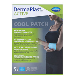 DERMAPLAST Dermaplast ACTIVE Cool Patch          5 p/s