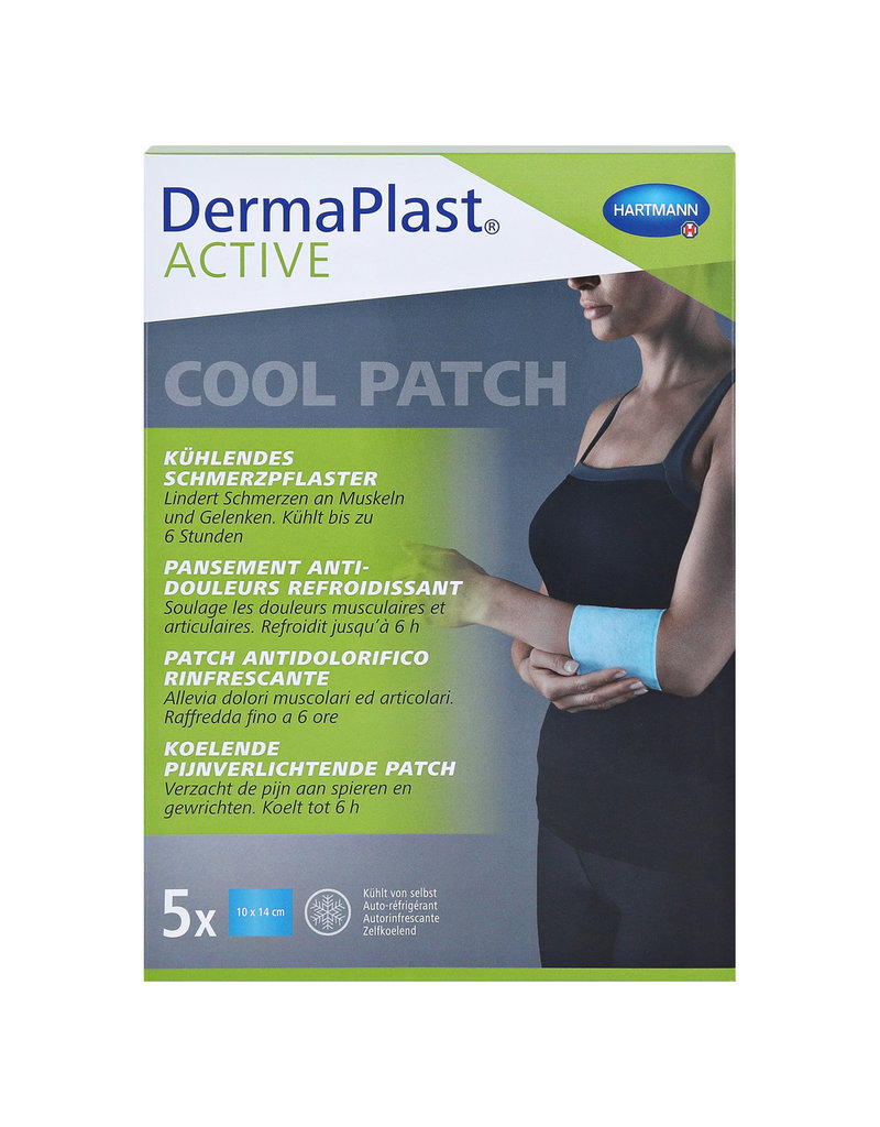DERMAPLAST DP ACTIVE Cool patch