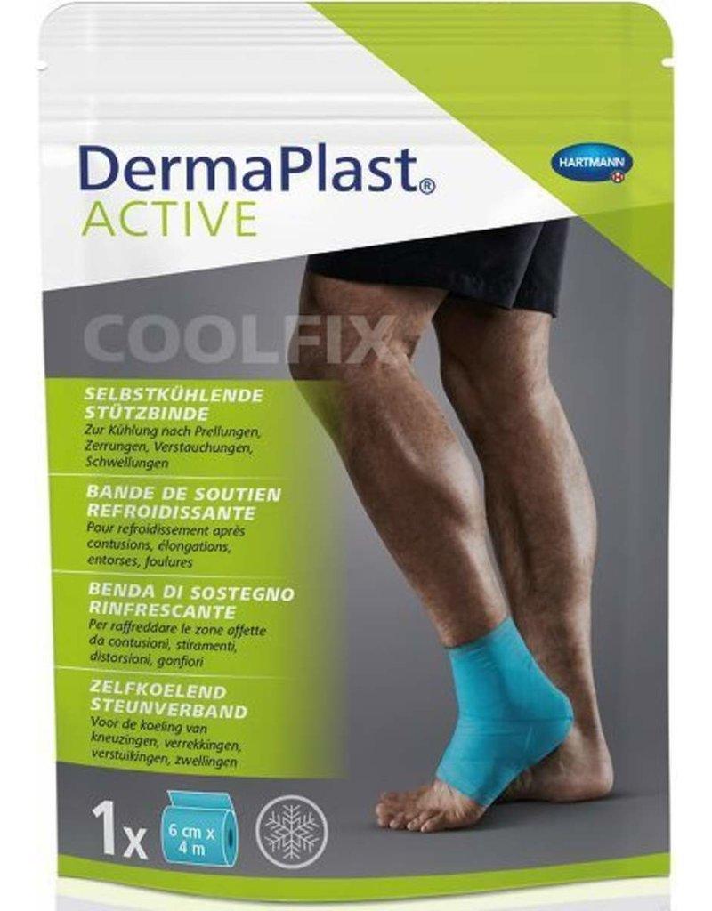 DERMAPLAST Dermaplast ACTIVE CoolFix 6cmx4m      1 p/s
