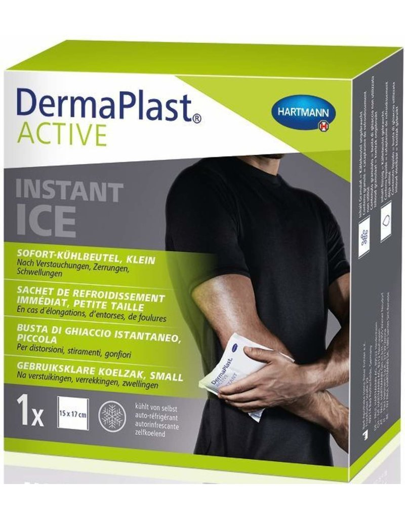 DERMAPLAST DP ACTIVE Instant Ice Small 15x17cm