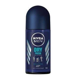 Nivea NIVEA Deodorant Roll On Dry Fresh For Men