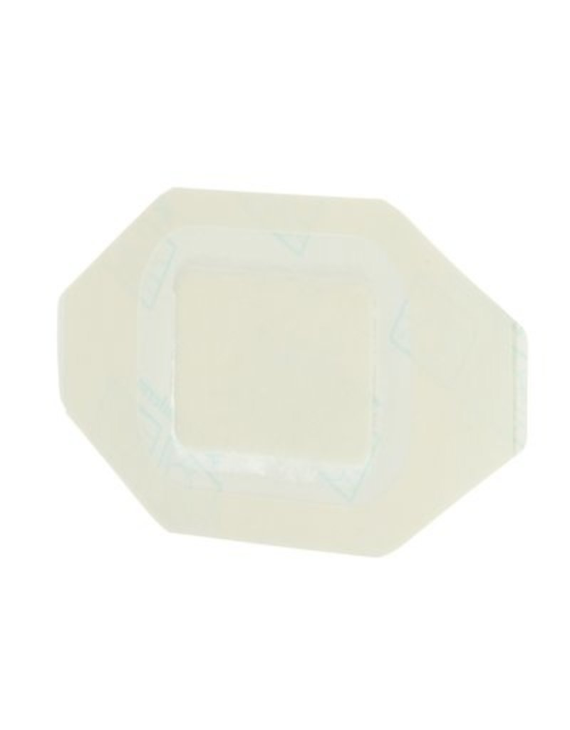 3M 3M™ Tegaderm™ +Pad Transparant Verband met Absorberend Kussentje, 50 stuks/doos