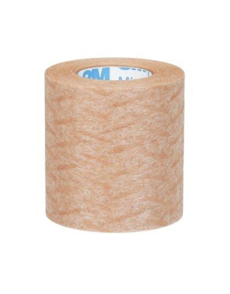 3M  Micropore medische hechtpleister huidskleur 50 mm x 9,14 m (6stuks)