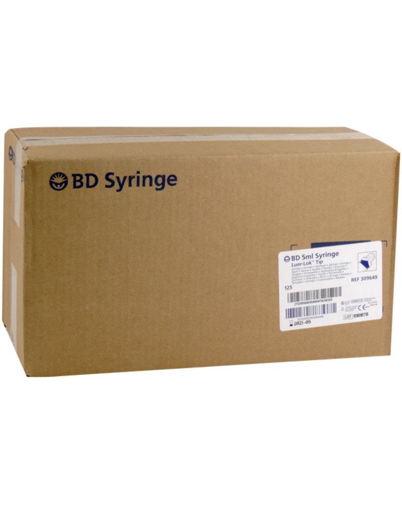 BD BD Plastipak™ : Seringue Luer Lock en trois parties sans aiguille