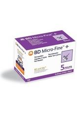 BD -BD Micro-Fine™ pennaalden  – doos van 100 stuks