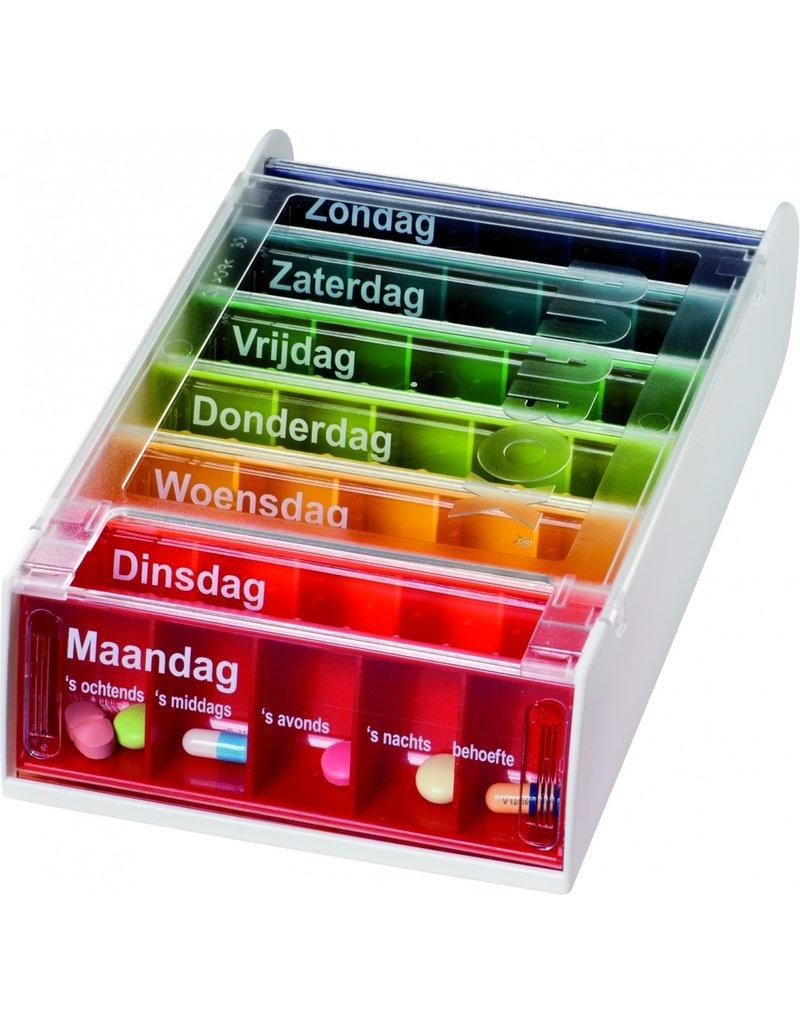 Anabox® Boîte à medicaments semainier
