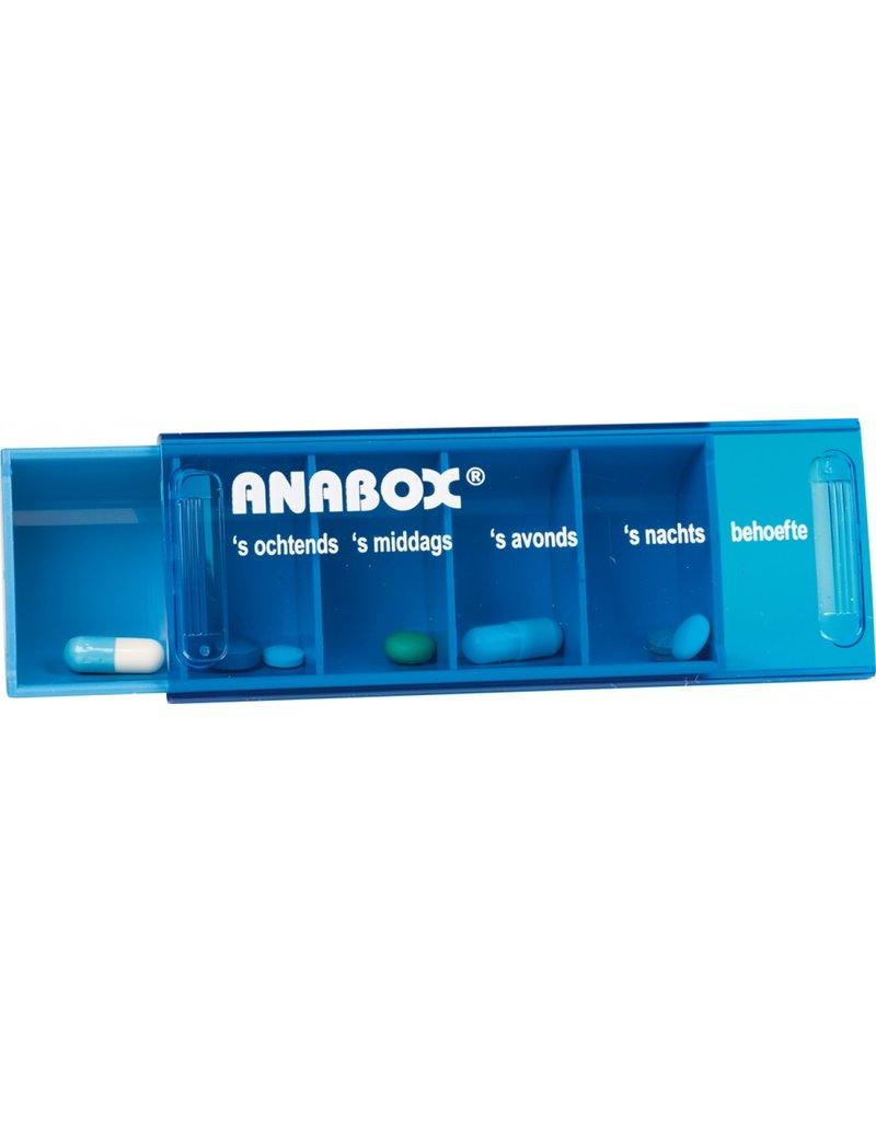 Anabox® pillendoos 7 dagen