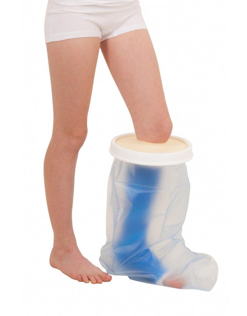 Atlantis Housse de plâtre 1/2 jambe - enfant